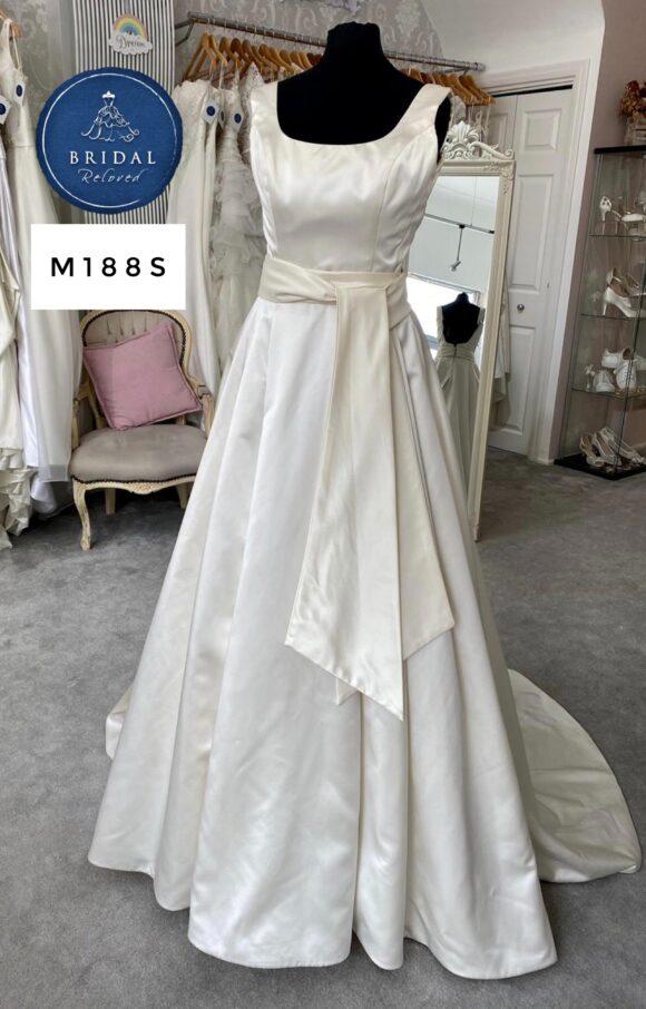 Mia Mia   Wedding Dress   Aline   M188S
