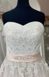 Amanda Wyatt | Wedding Dress | Tea Length | M191S