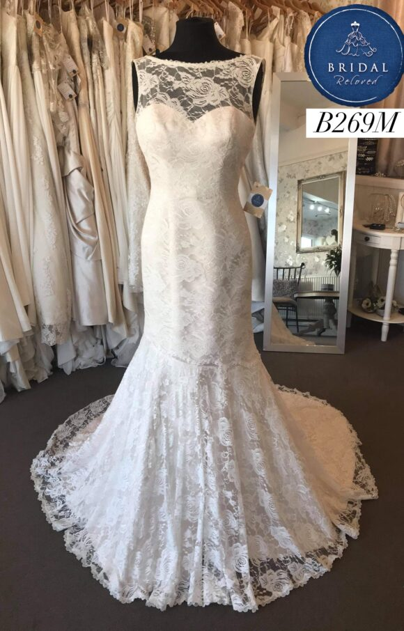 Charlotte Balbier | Wedding Dress | Fit to Flare | B269M