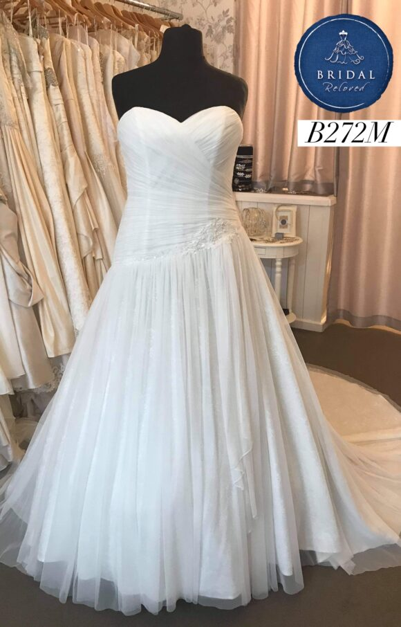 Charlotte Balbier | Wedding Dress | Empire | B272M