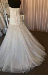 Charlotte Balbier | Wedding Dress | Drop Waist | B248M