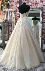 Sassi Holford | Wedding Dress | Aline | CA233G