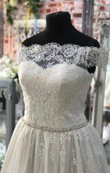 Eternally Yours | Wedding Dress | Aline | CA236G