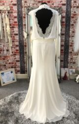 Phil Collins | Wedding Dress | Fit to Flare | CA237G