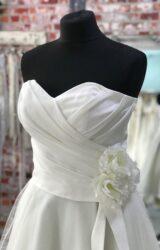 Eternally Yours | Wedding Dress | Tea length | CA239G
