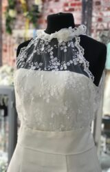 Eternally Yours | Wedding Dress | Aline | CA241G