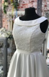 Eternally Yours | Wedding Dress | Tea Length | CA244G