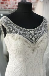 Eternity | Wedding Dress | Fit to Flare | CA245G