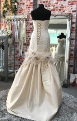 Eternally Yours | Wedding Dress | Fishtail | CA246G