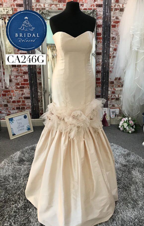 Eternally Yours   Wedding Dress   Fishtail   CA246G