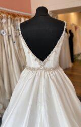 Mia Mia | Wedding Dress | Aline | T218F