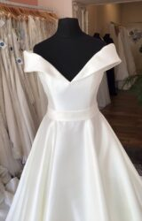 Alan Hannah | Wedding Dress | Aline | T219F