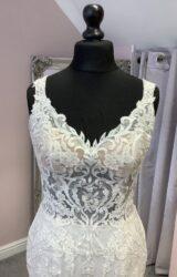 Justin Alexander | Wedding Dress | Fishtail | SU135L