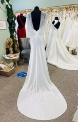 David Fielden | Wedding Dress | Sheath | D1147K