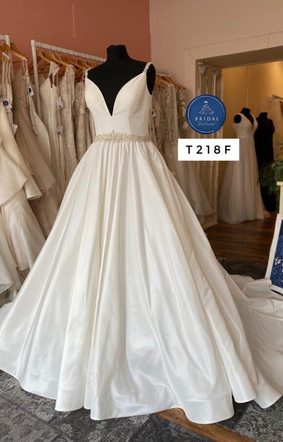 Mia Mia   Wedding Dress   Aline   T218F