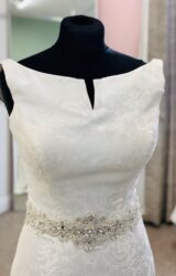 Phil Collins | Wedding Dress | Fit to Flare | D1145K