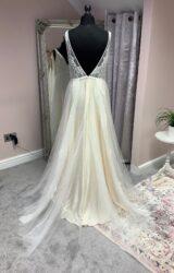 Catherine Deane | Wedding Dress | Aline | SU128L