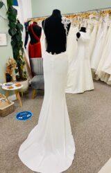 David Fielden | Wedding Dress | Sheath | D1151K