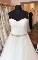 Mori Lee | Wedding Dress | Aline | T224F