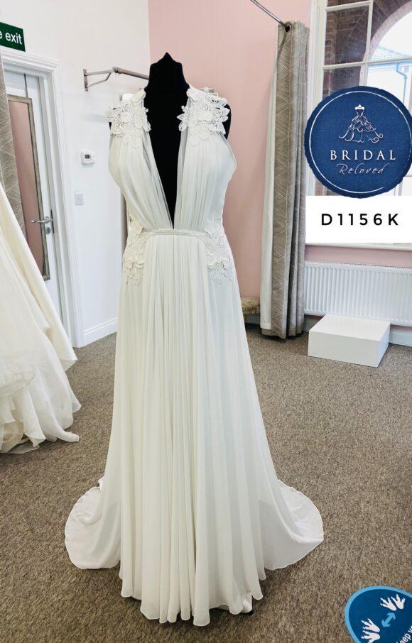 David Fielden | Wedding Dress | Sheath | D1156K