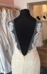 Catherine Deane | Wedding Dress | Fit to Flare | T245F
