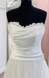Lusan Mandongus | Wedding Dress | Aline | D1157K