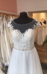 Maggie Sottero | Wedding Dress | Aline | T247F