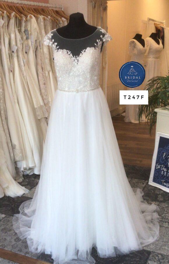 Maggie Sottero   Wedding Dress   Aline   T247F
