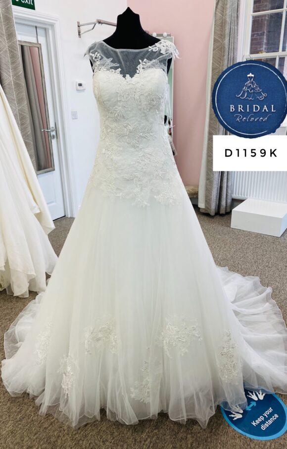 Catherine Parry | Wedding Dress | Aline | D1159K