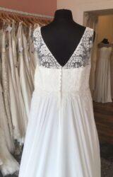Terra Bridal | Wedding Dress | Aline | T248F