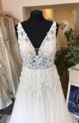 San Patrick   Wedding Dress   Aline   T250F