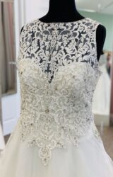 Allure | Wedding Dress | Aline | D1160K