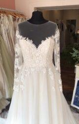 Art Couture | Wedding Dress | Aline | T252F
