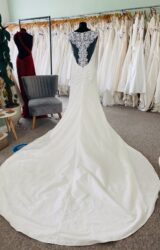 Richard Designs | Wedding Dress | Fit to Flare | D1168K