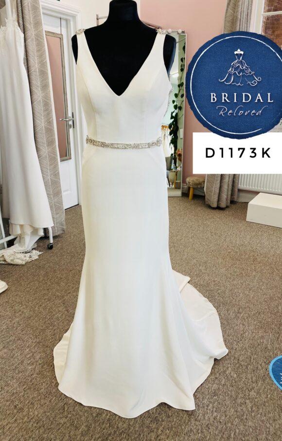 Martina Liana | Wedding Dress | Fit to Flare | D1173K