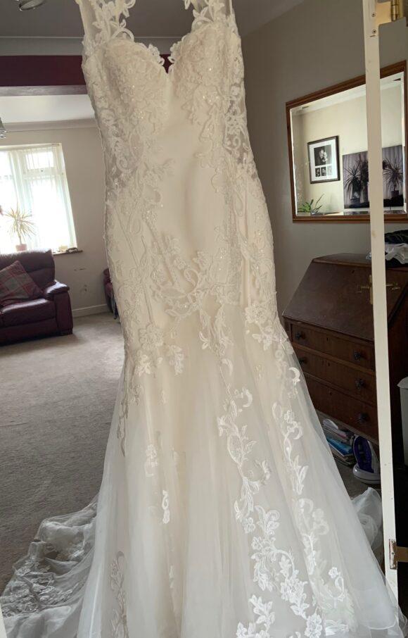 Enzoani | Wedding Dress | Fishtail | C2166