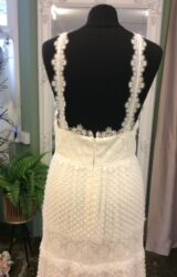 Catherine Deane | Wedding Dress | Aline | ST581S