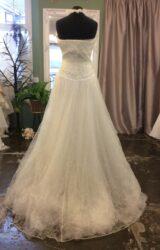 David Fielden | Wedding Dress | Aline | ST572S