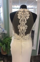 Eddy K | Wedding Dress | Sheath | ST573S