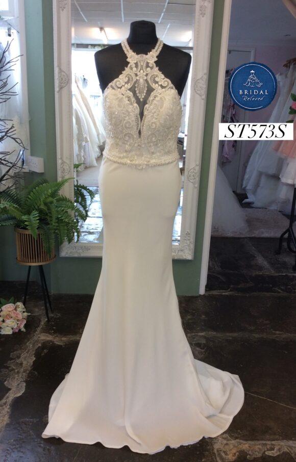 Eddy K | Wedding Dress | Sheath | ST573S