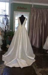 Sassi Holford | Wedding Dress | Aline | ST527S