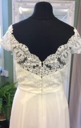 Mark Lesley | Wedding Dress | Sheath | ST574S