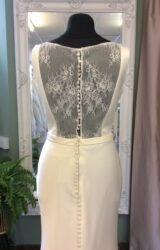 Justin Alexander | Wedding Dress | Fit to Flare | ST577S