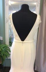 Paloma Blanca   Wedding Dress   Sheath   ST578S