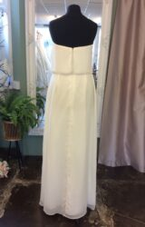Dessy | Wedding Dress | Sheath | ST580S