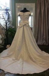 Ellis Bridal |  Wedding Dress | Aline | ST590S