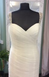 Watters | Wedding Dress | Fishtail | ST589S