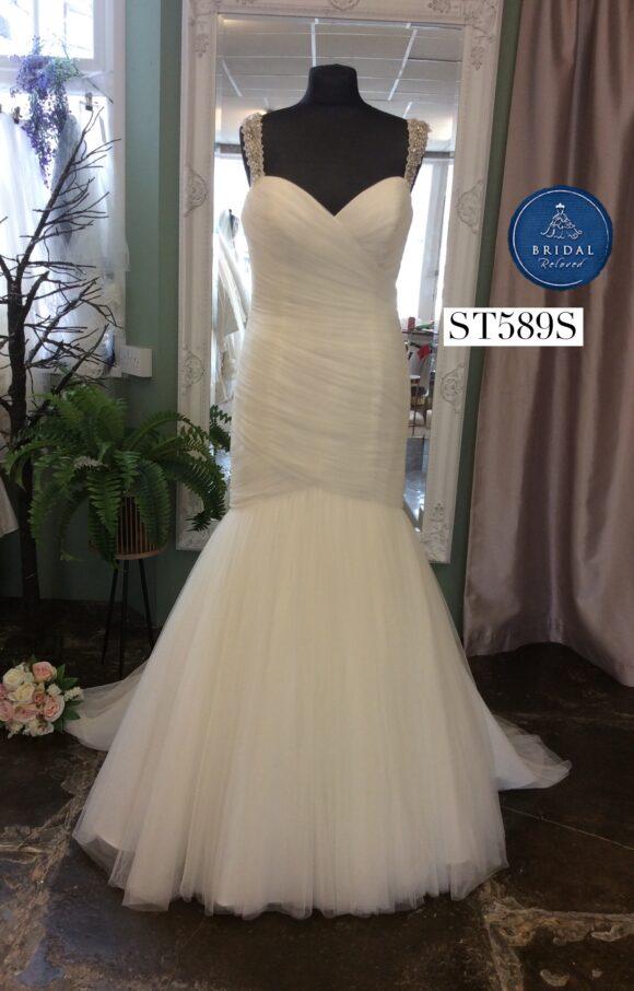 Watters | Wedding Dress | Fishtail | ST589S