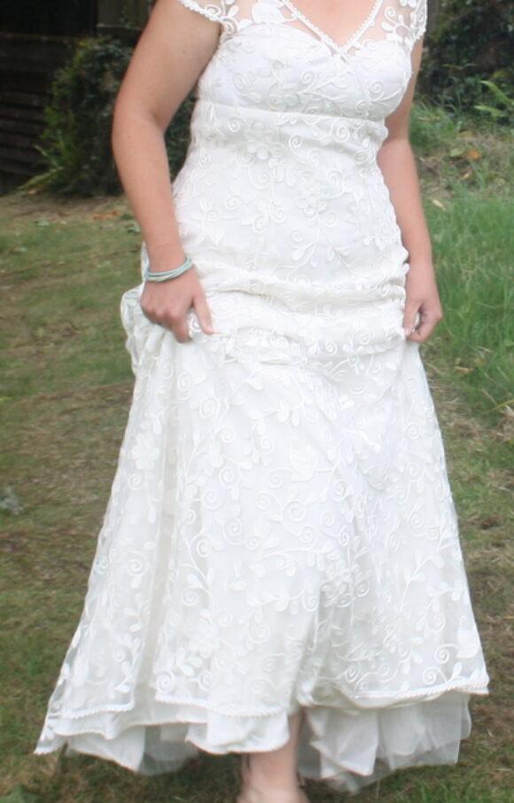 Celia Grace | Wedding Dress | Aline | C2181