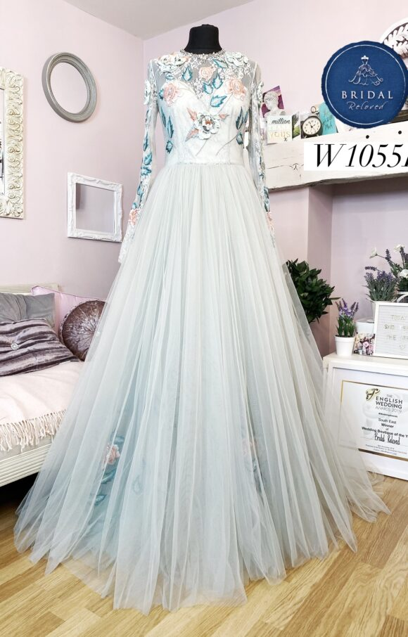 Bowen Dryden | Wedding Dress | Aline | W1055L